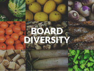 Board Diversity – Different Is Cool …